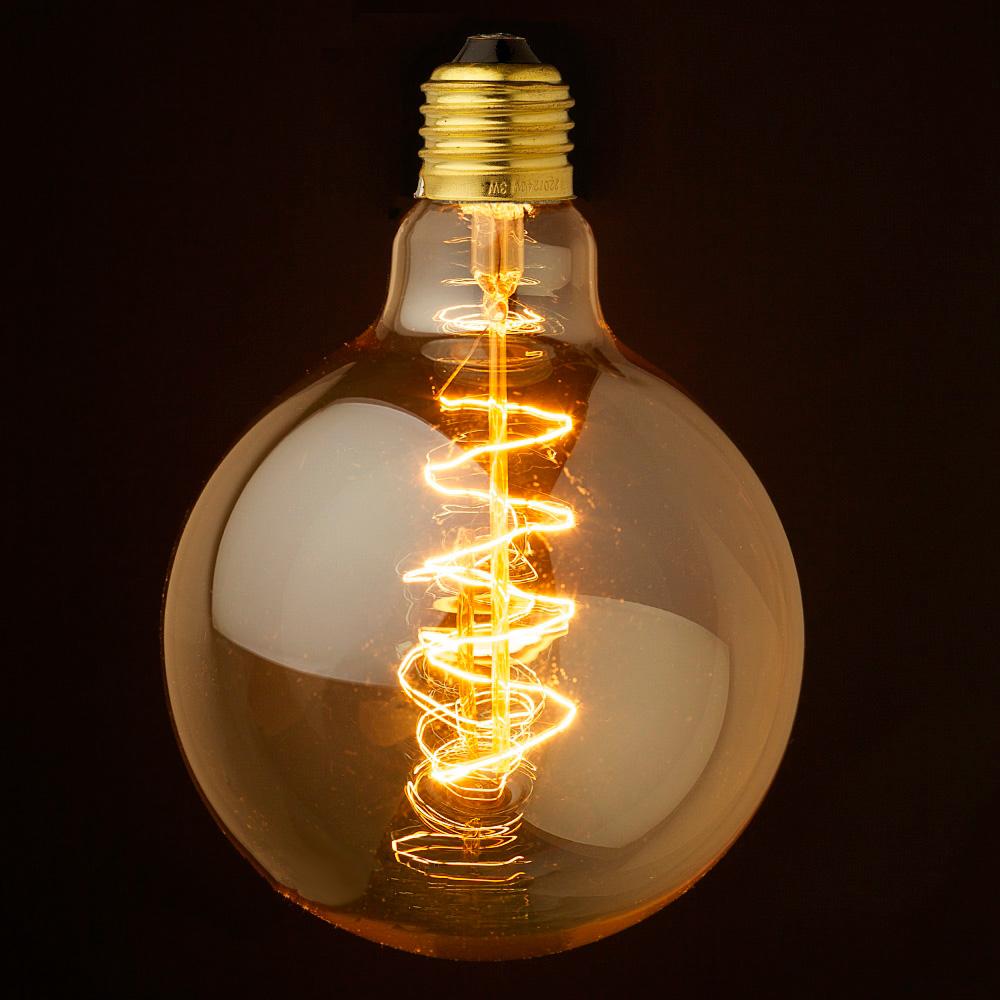 Ретро-лампа Эдисона G125 от Arteva Home