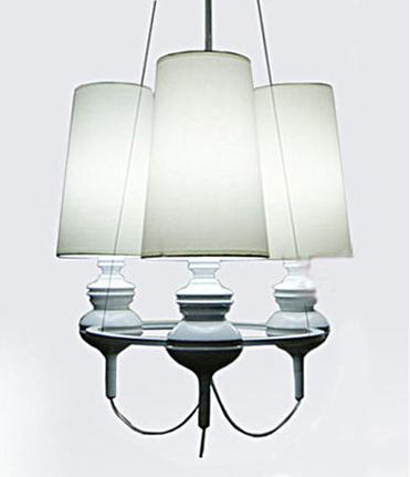 Дизайнерская люстра Josephine 3 white бра josephine 5d 37 x 58 прозрачный