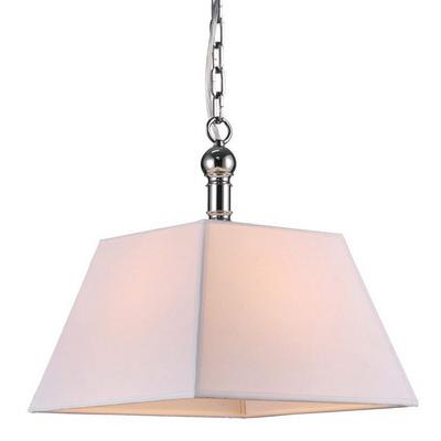 Подвесной светильник c абажуром люстра с тканевым абажуром artevaluce