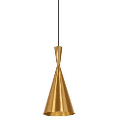 Дизайнерский подвесной светильник Beat Light Tall gold