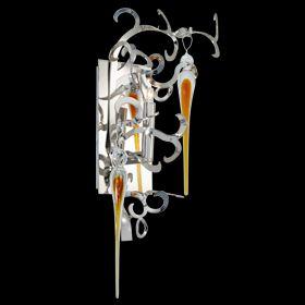 Дизайнерский настенный светильник-бра