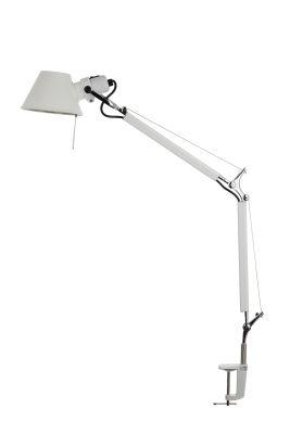 Дизайнерская настольная лампа Tolomeo white/matte