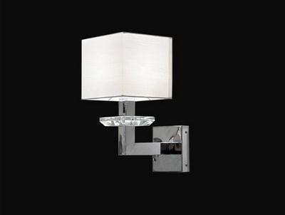 Настенный дизайнерский светильник-бра белый настенный дизайнерский светильник бра