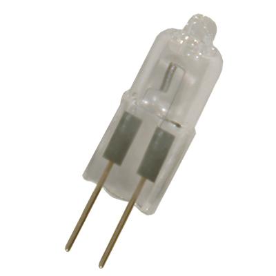 Галогенная капсульная матовая лампа G4 20W / 12V