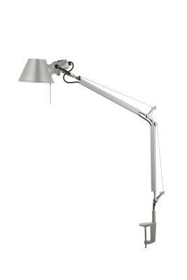 Дизайнерская настольная лампа Tolomeo chrome