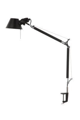 Дизайнерская настольная лампа Tolomeo black/matte