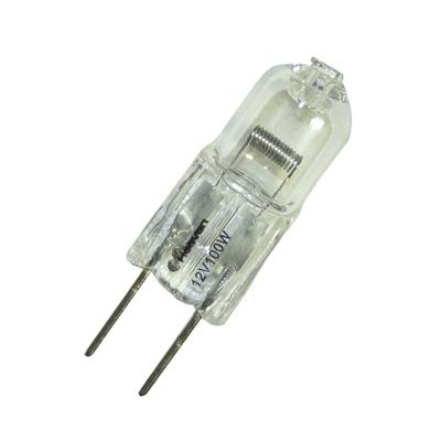 Галогенная капсульная матовая лампа G6.35 100W / 12V