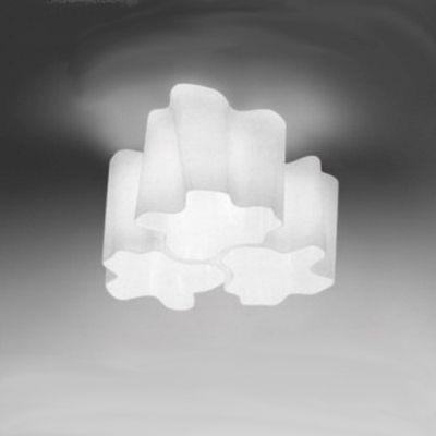 Дизайнерский потолочный светильник Logico Soffitto 3 плафона
