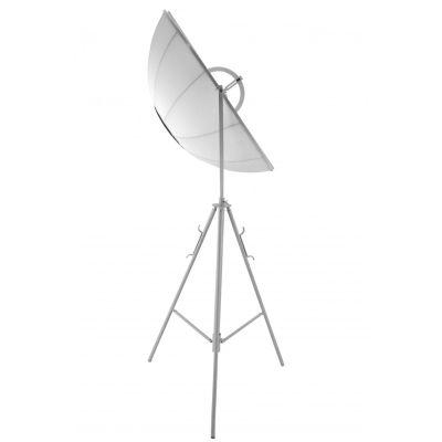 Дизайнерский напольный торшер Pallucco Fortuny white