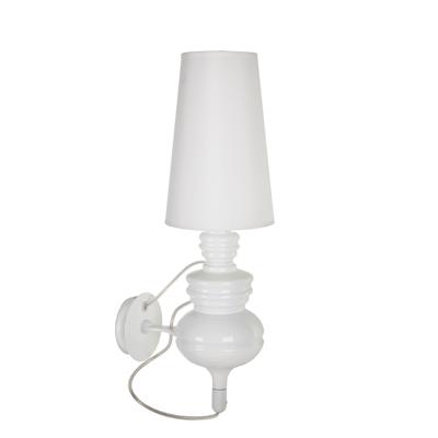 Дизайнерский настенный светильник-бра Josephine white