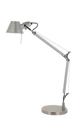 Дизайнерская настольная лампа Tolomeo Table Midi chrome