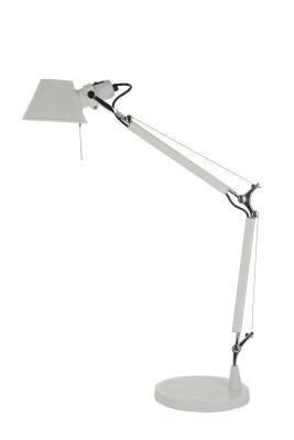 Дизайнерская настольная лампа Tolomeo Table Midi white/matte